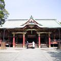 写真: 根津神社
