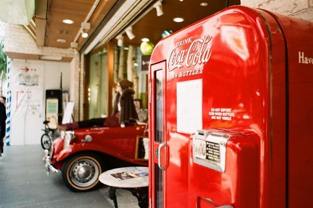 コカ・コーラ自販機