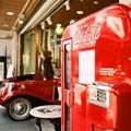 写真: コカ・コーラ自販機