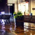 写真: 雨の横濱元町