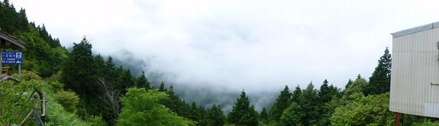 京柱峠の展望2