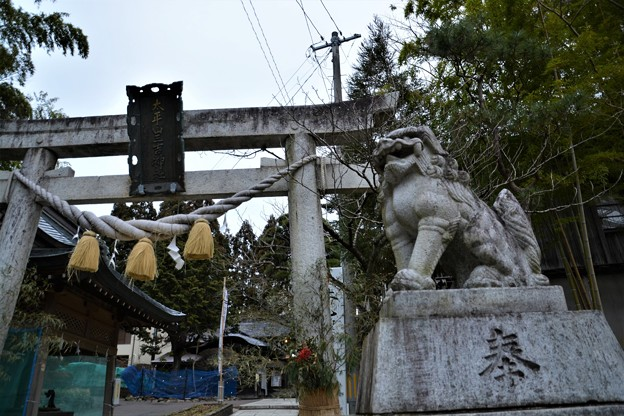 大平山三吉神社2