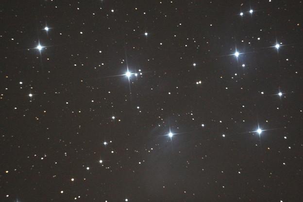 M45すばるプレアデス星団