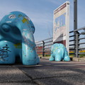 Photos: 象の鼻のマスコット