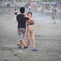 Photos: 浜辺のダンス