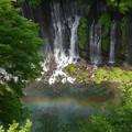 Photos: 白糸の滝と虹
