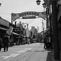 Photos: なつかし青春商店街