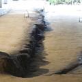 Photos: 震災の爪痕