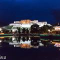 ポタラ宮夜景 1