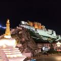 ポタラ宮夜景 2