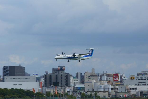 ANA DHC8-Q400