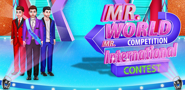 Mr World Competition Mr International Contest