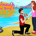 Mermaid Rescue Story2 - Mermaid Marriage Proposal