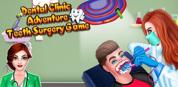 Dental Clinic Adventure - Teeth Surgery Game