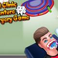 Dental Clinic Adventure - Teeth Surgery Game