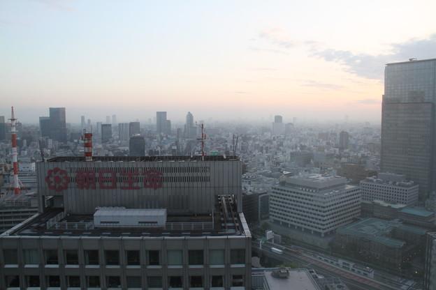 窓からの景色(5月1日から5月2日のインターバル撮影)7 5月2日