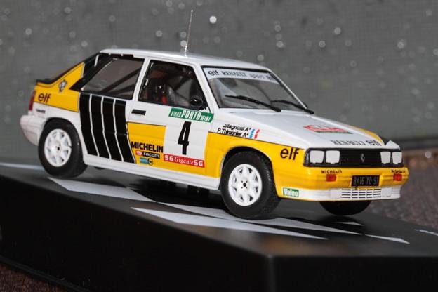 Renault 11 Turbo 1987(ルノー 11 ターボ 1987)1