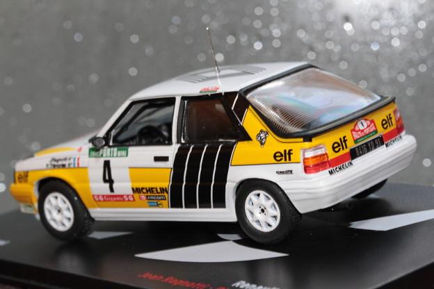 Renault 11 Turbo 1987(ルノー 11 ターボ 1987)2