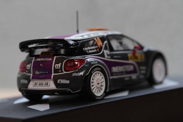 Citroen DS3 WRC 2011(シトロエン DS3 WRC 2011)2