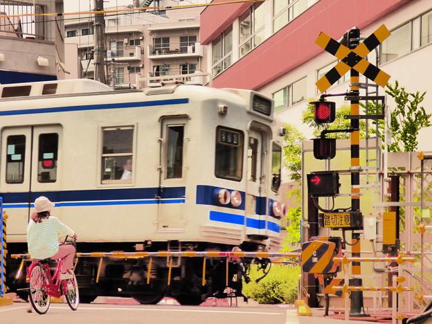 Photos: 進入通過 2014.6.26
