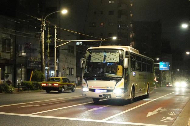東京特急ニュースター号(4)