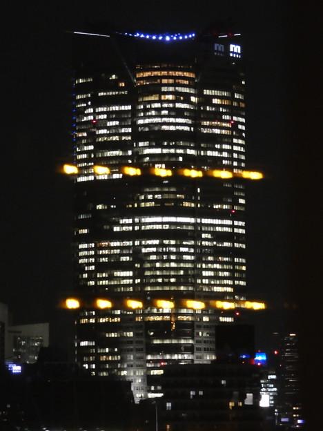Photos: 窓越しの夜景…六本木ヒルズ