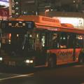 Photos: 七夕前夜の大門駅前にて…