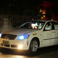 真夜中のタクシー