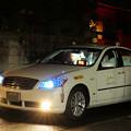 Photos: 真夜中のタクシー