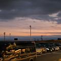 海老名SAからの夕景