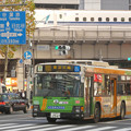 平日昼下がりの新橋駅周辺 2020.1.21