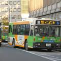 Photos: 新橋駅前に集う3路線の「渋谷駅前行き」
