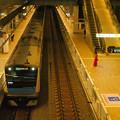 真夜中の高輪ゲートウェイ駅(2)