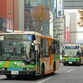 Photos: 年末の晴海通り銀座界隈