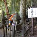 寿柱尼墓所