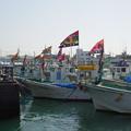 写真: 大漁旗