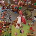 写真: 雛の吊るし飾り