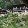山の上野の茶室