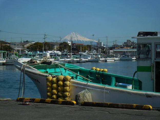 Photos: 用宗港