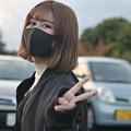 Photos: マスクに負けない