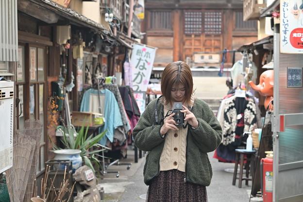 Photos: カメラ越しの視線