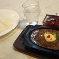 写真: 20170702「インド風チーズハンバーグカレー(甘口)」840円