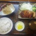 20180517「日替定食」600円