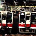 Photos: 324列車充当車両と322列車
