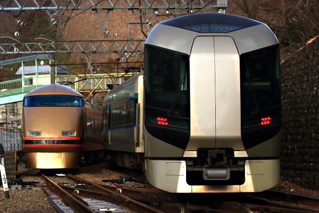 5128M列車充当車両と1117列車