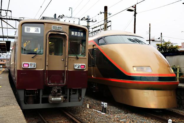 6279号車と103-6号車