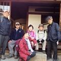 073 旧島崎藤村邸にて(1)