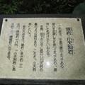 064 鏡岩&小天狗岩説明