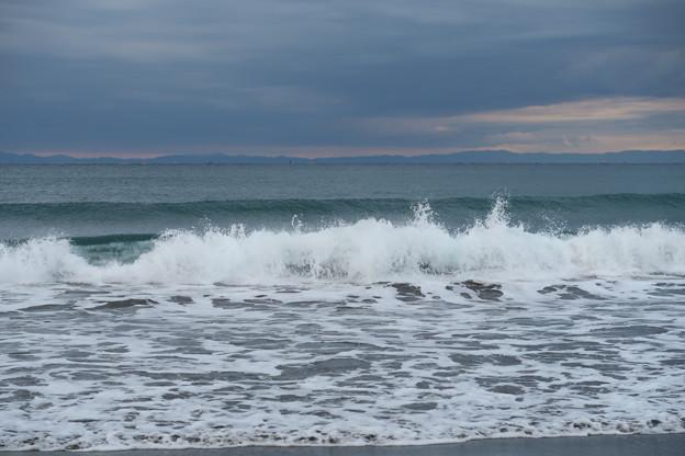 104 岩井海岸の渚