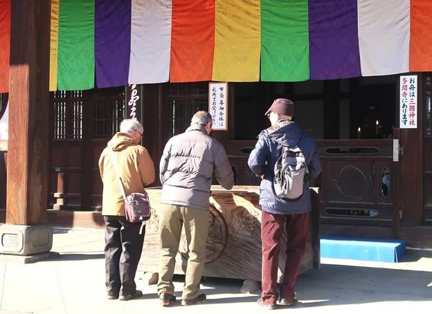 058 弘福寺参拝